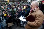 """(1 of 2)   Chris Hedges, What makes for successful revolution?  Excerpts from """"Wages of Rebellion"""""""